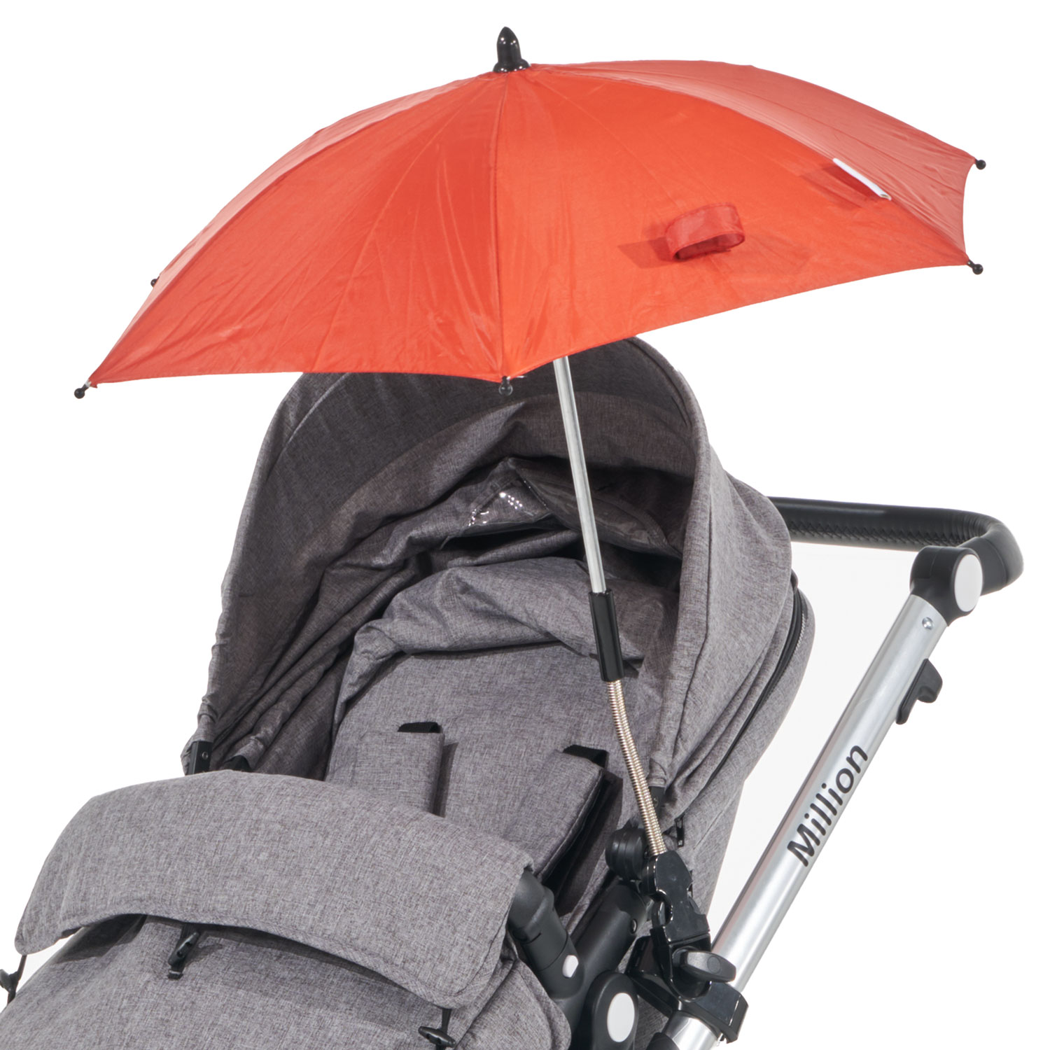 For-Your-Little-One Parasol Compatible with Mamas /& Papas Cruise Red