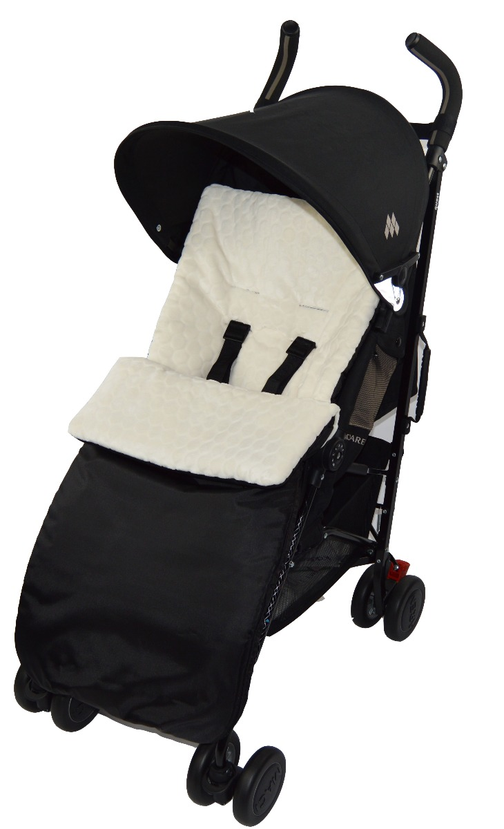 Marshmallow-Pushchair-Footmuff-Cosy-Toes-Compatible-with-Joie thumbnail 14