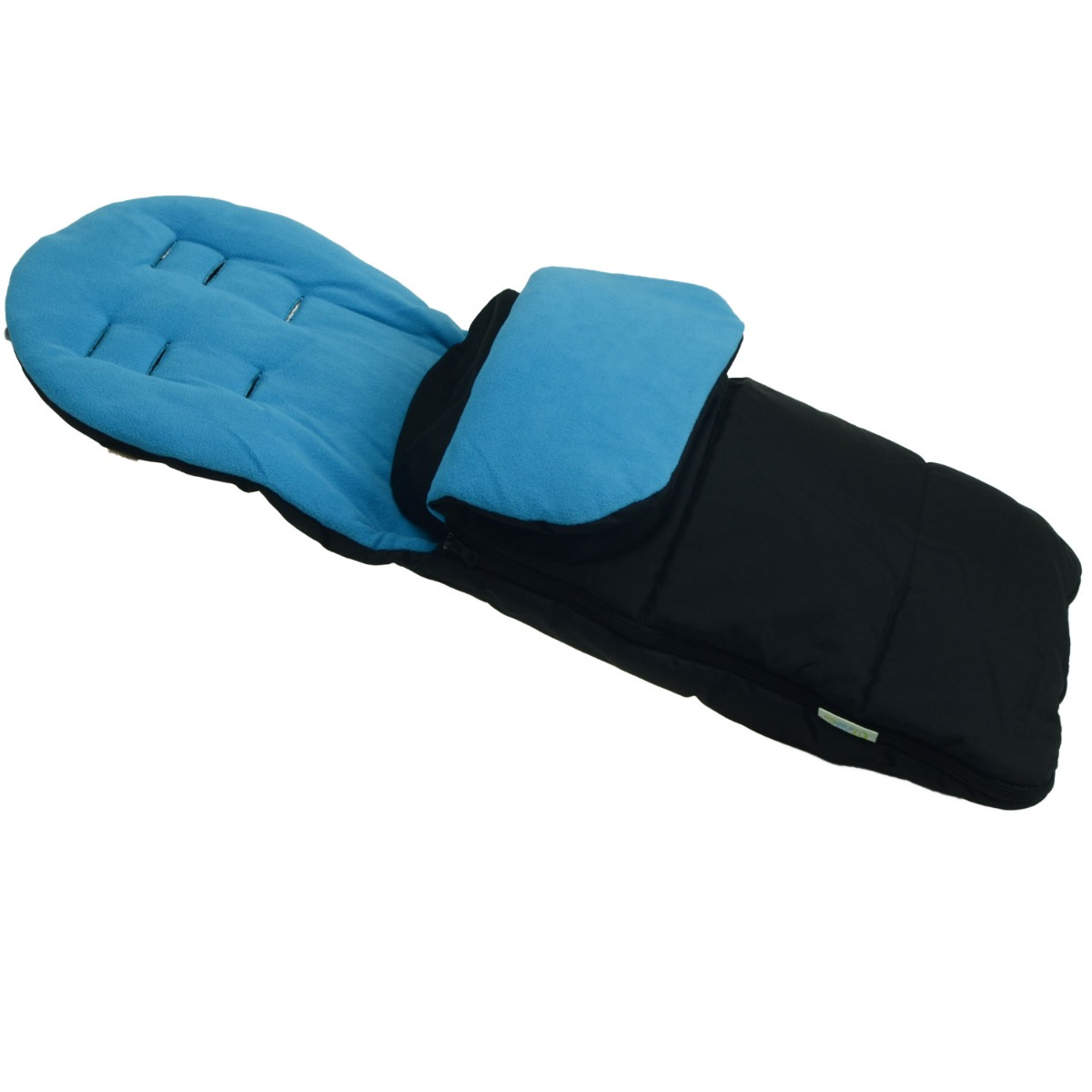 Universal-Pushchair-Footmuff-Cosytoes-Fleece-Lined-Fit-For-Stroller-Prams-Buggy thumbnail 34