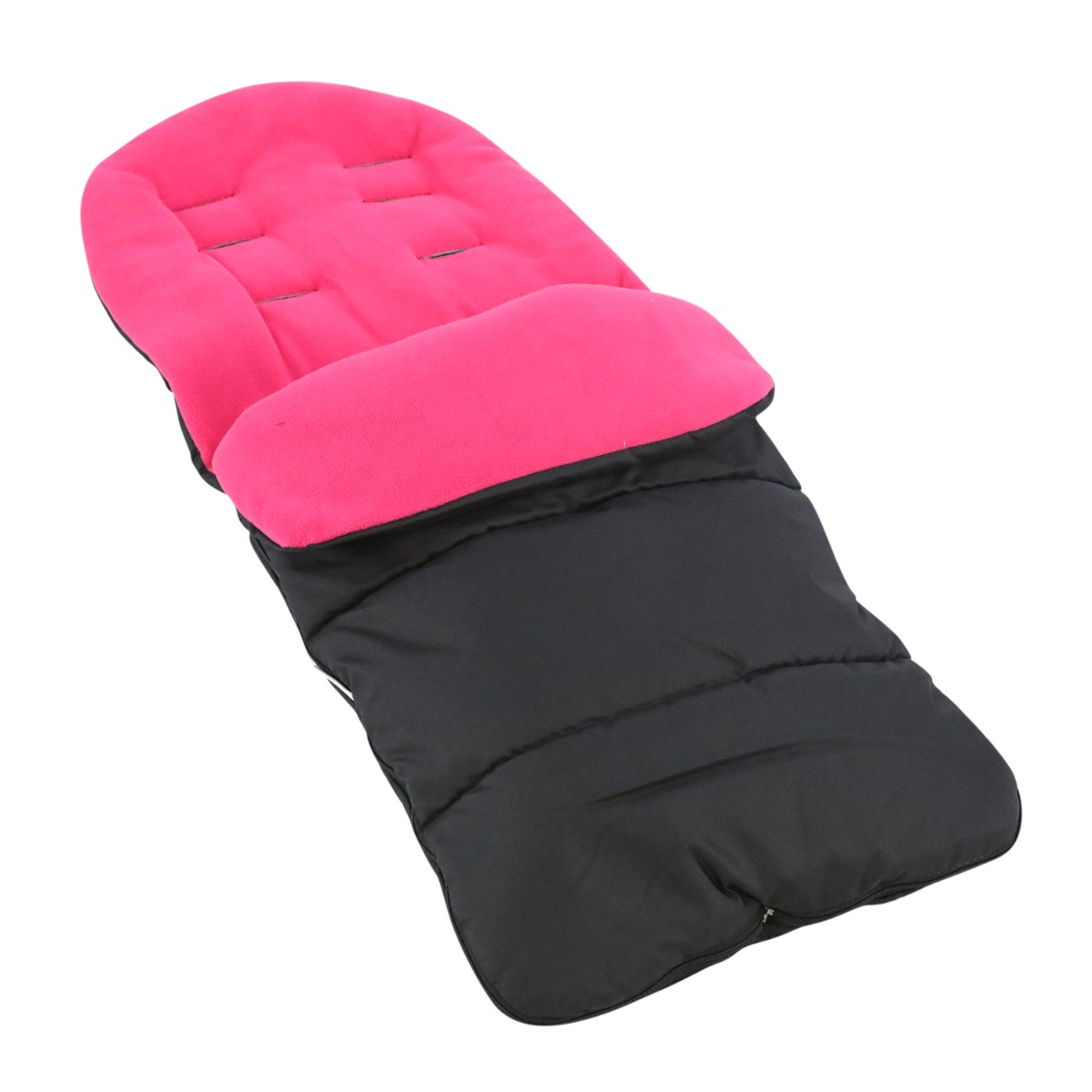 Universal-Pushchair-Footmuff-Cosytoes-Fleece-Lined-Fit-For-Stroller-Prams-Buggy thumbnail 44